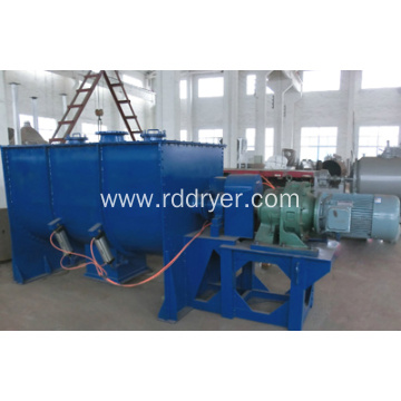 2000L Mild Steel Dry Powder Ribbon Blender for Fertilizer Mixing